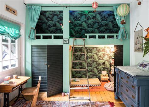 Kinderzimmer Ideen Bett by Ideen Und Tipps F 252 R Die Einrichtung Eines Kinderzimmers 2