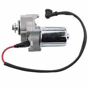 Goofit Electric Starter Motor For 50cc 70cc 90cc 110cc