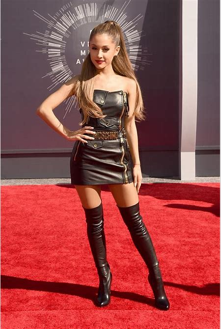 Ariana Grande's Best Red Carpet Looks - Ariana Grande Style Evolution | Teen Vogue