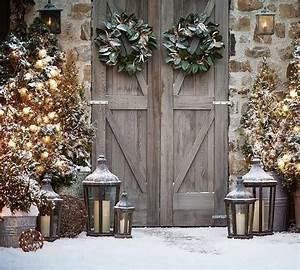 Decoration De Noel Exterieur Lumineuse : d co lumineuse de no l pour un ext rieur magique ~ Preciouscoupons.com Idées de Décoration