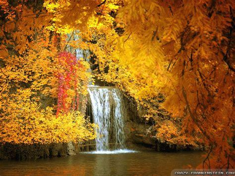 desktop wallpaper autumn scenes  wallpapersafari