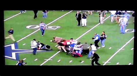 golf cart plows  coachreporters  cowboy stadium