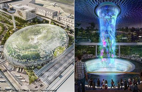 changis jewel    mall singapore news