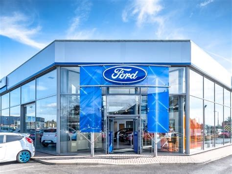 Ford Dealer In Newbury, Berkshire