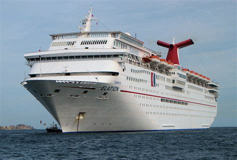 Carnival Cruise Lines - Elation Cruise Review By Jim Zim