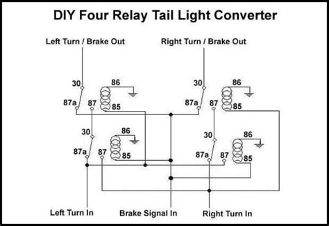 Trailer Wiring Converter Diagram by Light Converters Heavy Haulers Rv Resource Guide