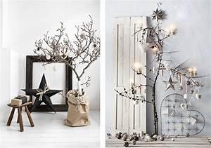 Photo Deco Noel : des branchages en guise de d co de no l joli place ~ Zukunftsfamilie.com Idées de Décoration