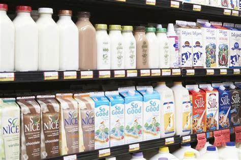 healthiest types  milk  milk alternatives