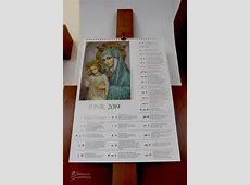 Librăria Sf Iosif Calendare pentru anul 2019 Angelus