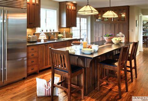 craftsman kitchen island 20 kitchen island with seating ideas home dreamy 2986