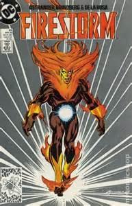 Firestorm Ronnie Raymond DC Comics