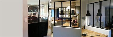 poseur de cuisine verrière cuisine verrière intérieure verrière d