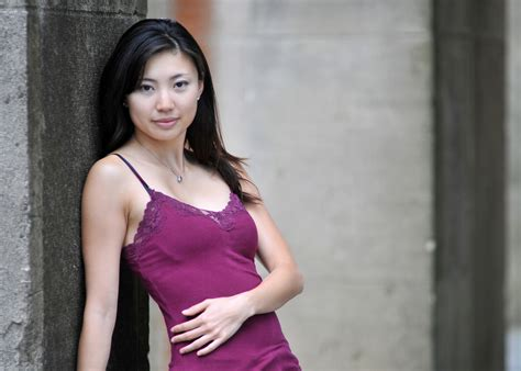 Wallpaper Long Hair Asian Necklace Black Hair Skinny