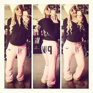 Victoriau0026#39;s Secret PINK sweatpants