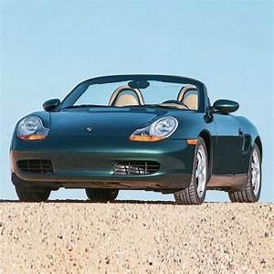 Porsche 986 Boxster  1996-2004  - Service Manual