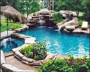 Pool wonderful natural rock swimming pool designs ideas for Rock pool designs