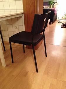 Ikea Stuhl Durchsichtig : ikea stuhl herman schwarz 2 verf gbar in g cklingen ikea m bel kaufen und verkaufen ber ~ Buech-reservation.com Haus und Dekorationen