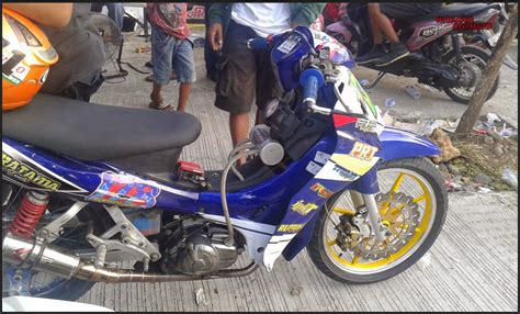 Jupiter Z Roadrace by Gambar Modifikasi Motor Yamaha Jupiter Z Road Race Tercepat