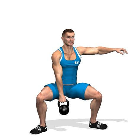 kettlebell sumo squat squats flow glutes swing evolutionfit vipstuf form