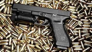 ammunition, weapon, Pistol, glock, photography :: Wallpapers
