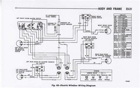 Dodge Ram Power Window Wiring Diagram by 67 Dodge Wiring Diagram Wiring Diagram