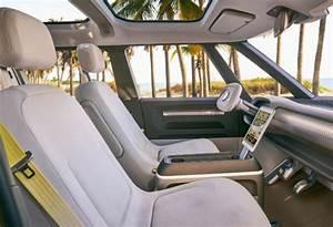 VW Microbus 2020 Interior – 2019 – 2020 Volkswagen