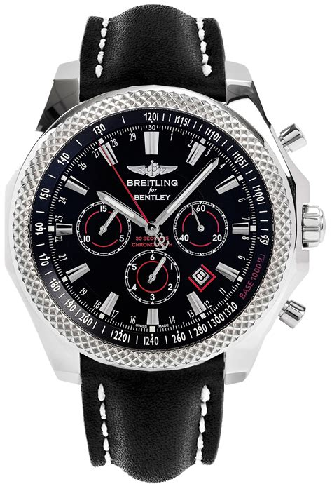 bentley breitling clock a2536824 bb11 breitling bentley barnato racing mens black