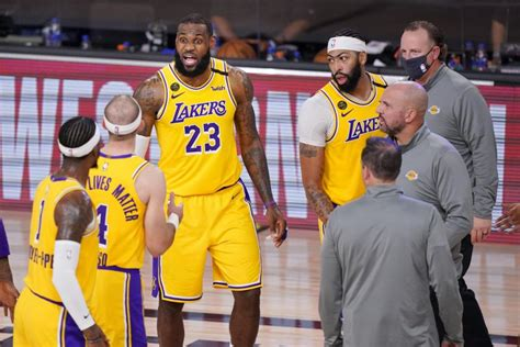 NBA Playoff Schedule 2020: Remaining Dates, Odds Breakdown ...