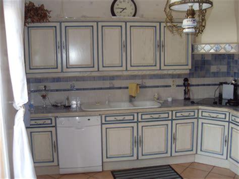 meuble de cuisine repeint meuble repeint en blanc 1 renovation de cuisine votre