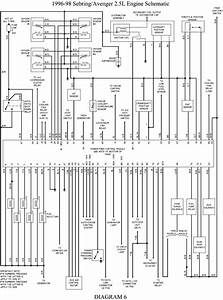 2007 Chrysler Sebring Wiring Diagram