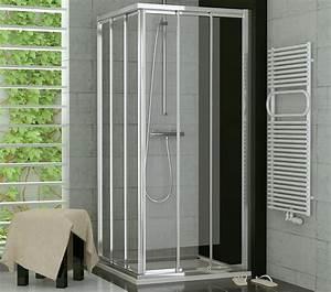 Säulentisch 80 X 80 : duschabtrennung eckeinstieg 80 x 80 x 190 cm schiebet r duschabtrennung dusche eckeinstieg ~ Bigdaddyawards.com Haus und Dekorationen