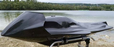Trimaran James Bond by Exoconcept Exo Carbon Fiber Electric Jet Ski Aids You In