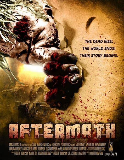 Aftermath New Poster And Trailer Horror Society