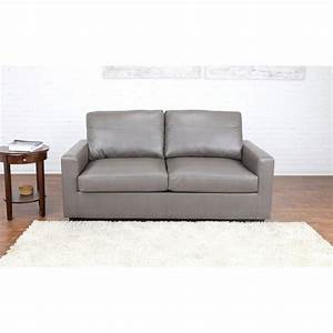 bonded leather sleeper pull out sofa and bed ebay With leather sectional sofa with pull out bed