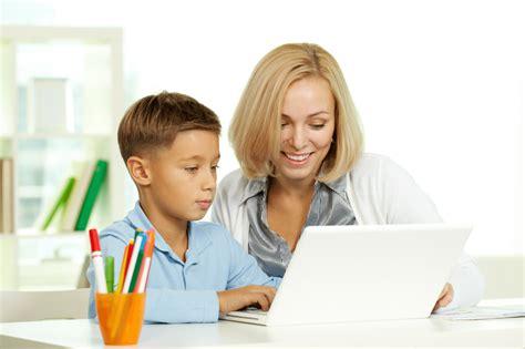 female-tutor-and-child-student - Strive Academics
