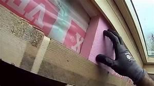 Dachfenster Innenfutter Selber Bauen : dachfenster leibung vorbereiten youtube ~ A.2002-acura-tl-radio.info Haus und Dekorationen