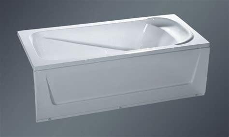 bathtub    bath   soaking tub