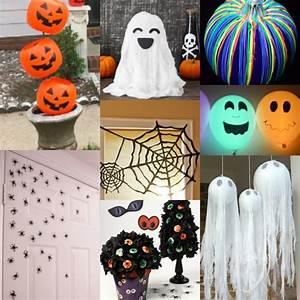 Diy, Halloween, Decoration, Ideas