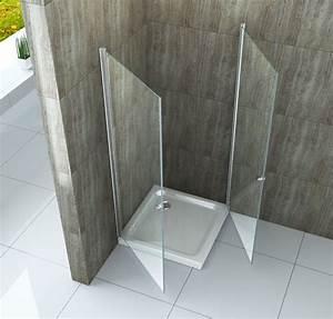 Duschkabine Mit Duschtasse : duschkabine ed 02 90 x 90 x 195 cm inkl duschtasse alphabad ~ Frokenaadalensverden.com Haus und Dekorationen