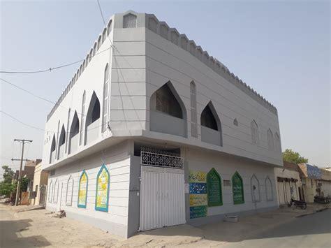 jamia islamia jadeedha faisal mosque fasial town vehari
