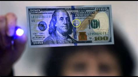 "Hidden Messages in New $100 Dollar Bill ""Nuclear"