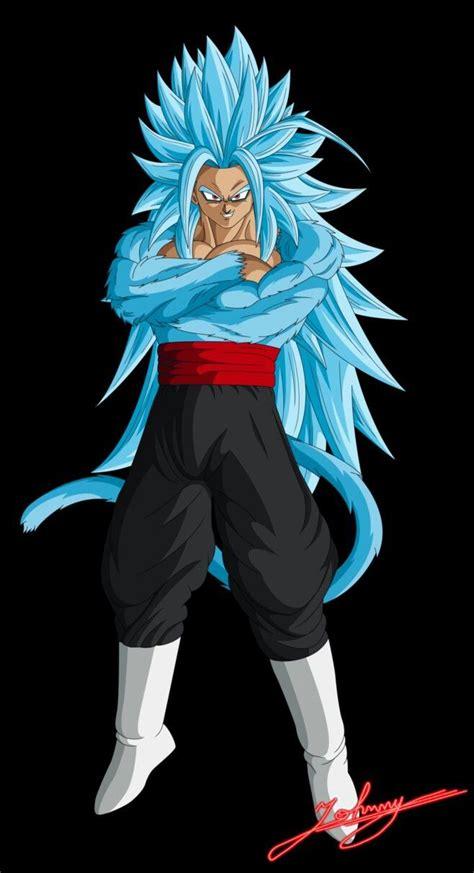 goku black ssj blue personagens de anime desenhos de
