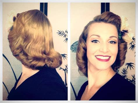 The 1940's /1950's Pageboy Tutorial-basic Authentic