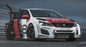 Peugeot 308 Restylée 2018 : 2018 peugeot 308 tcr unveiled with improved aerodynamic and 350ps carscoops ~ Gottalentnigeria.com Avis de Voitures