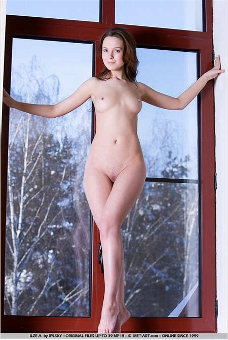 MetArt Ilze A in Extralis by Rylsky