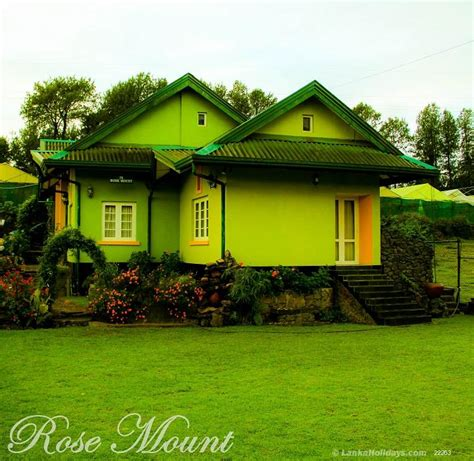 Serviced Bungalows In Nuwara Eliya  Rose Mount Holiday