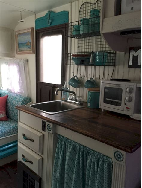 Decorating Ideas Rv by Vintage Cer Trailer Interior Remodel Ideas Decoredo