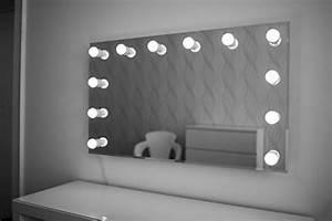 Ikea Spiegel Mit Glühbirnen : hollywood spiegel theaterspiegel spiegel mit gl hbirnen ~ Michelbontemps.com Haus und Dekorationen