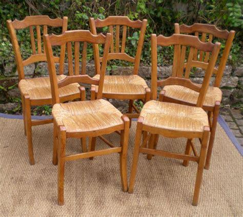 chaises rustiques chaise en bois ancienne mzaol com