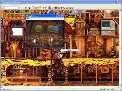 Creatures Games 1996 Simulation Miracle Screenshot